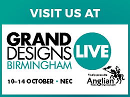 Visit us at Grand Designs Live